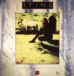 STING - Ten Summoner's Tales (remastered)