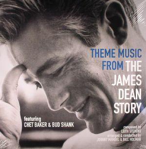 BAKER, Chet/BUD SHANK - James Dean Story
