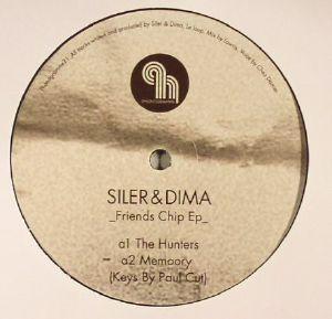 SILER & DIMA - Friends Chip EP