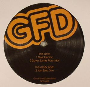 GUY FROM DOWNSTAIRS - GFD 002