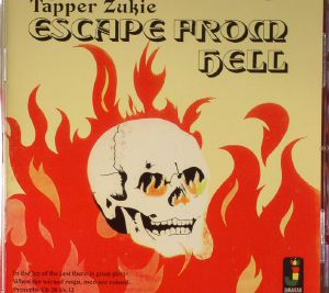 TAPPER ZUKIE - Escape From Hell
