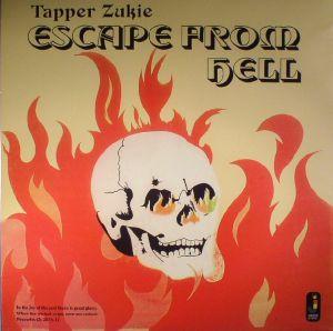 TAPPER ZUKIE - Escape From Hell (reissue)