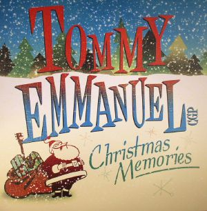 EMMANUEL, Tommy - Christmas Memories