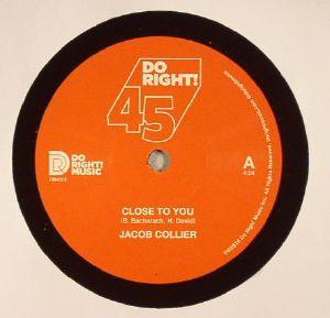 COLLIER, Jacob - Close To You