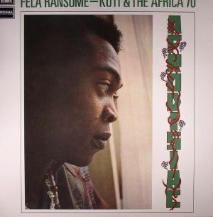 KUTI, Fela/THE AFRICA 70 - Afrodisiac (reissue)