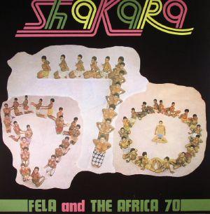 KUTI, Fela/THE AFRICA 70 - Shakara (reissue)