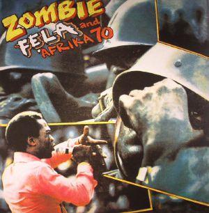 KUTI, Fela/AFRIKA 70 - Zombie (reissue)