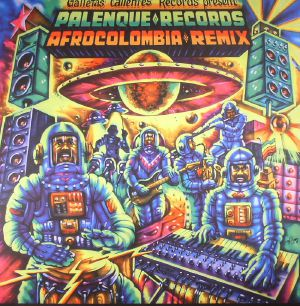 VARIOUS - Palenque Records Afrocolombia Remix