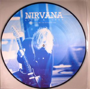 NIRVANA - Live & Loud: Seattle 1993
