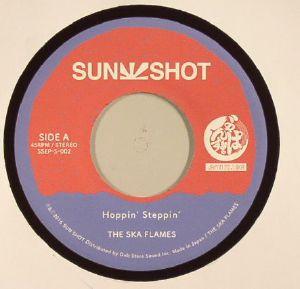 SKA FLAMES, The - Hoppin' Steppin'