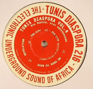 TUNIS DIASPORA - Tunis Diaspora 216 Vol 4
