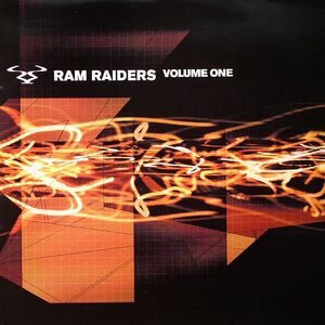 SHIMON/ANDY C/RED ONE/ORIGIN UNKNOWN/MOVING FUSION - Ram Raiders Volume 1