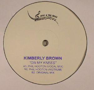 BROWN, Kimberly - On My Knees