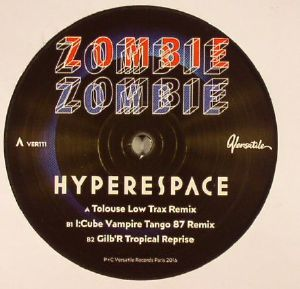 ZOMBIE ZOMBIE - Hyperspace