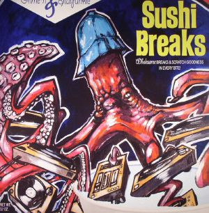 GRIME N/STARFUNKLE - Sushi Breaks