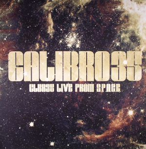 CALIBRO 35 - CLBR35 Live From SPACE