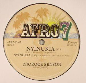 BENSON, Njoroge/FRANCIS NJOROGE - Nyinukia