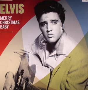 PRESLEY, Elvis - Merry Christmas Baby (reissue)