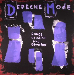 DEPECHE MODE - Songs Of Faith & Devotion (reissue)