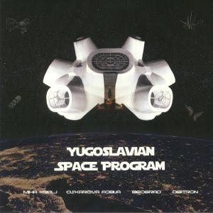 KRALJ, Miha/OSKAROVA FOBIJA/BEOGRAD/DIGITRON - Yugoslavian Space Program