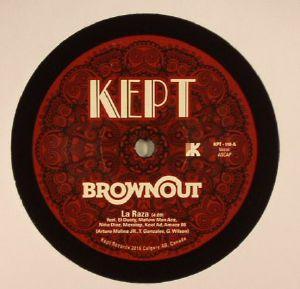 BROWNOUT - La Raza