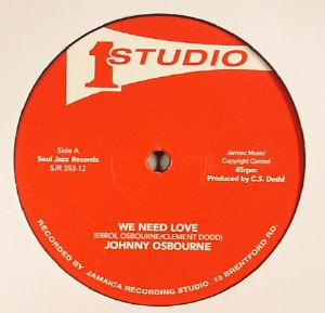 OSBOURNE, Johnny/OTIS GAYLE - We Need Love