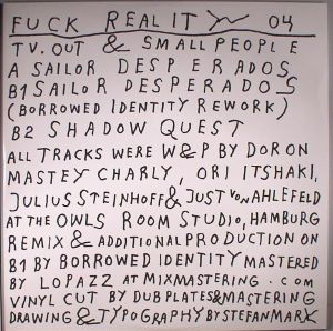 TV OUT/SMALLPEOPLE - Fuck Reality 04