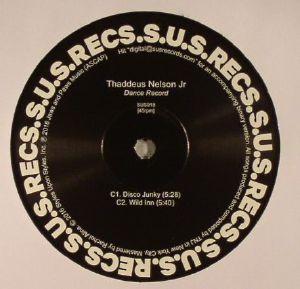 NELSON JR, Thaddeus - Dance Record