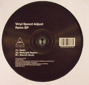 VINYL SPEED ADJUST - Retro EP
