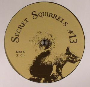 SECRET SQUIRREL - Secret Squirrels #13
