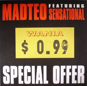 MADTEO feat SENSATIONAL - Special Offer