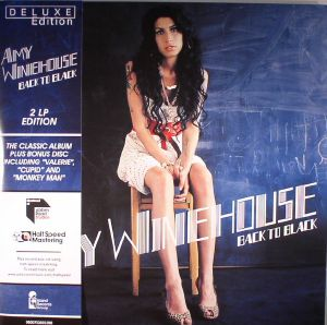 WINEHOUSE, Amy - Back To Black (Deluxe Edition) (half speed remastered)