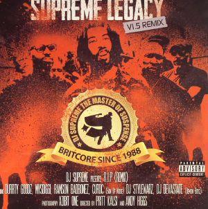 DJ SUPREME - Supreme Legacy V1.5 Remix