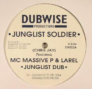 JAY, Chris feat MC MASSIVE P & LAREL - Junglist Soldier