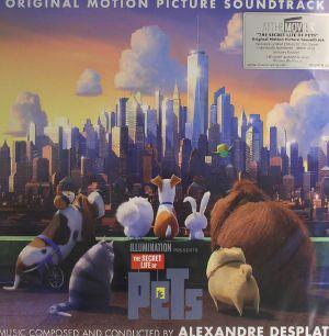 DESPLAT, Alexandre - Secret Life Of Pets (Soundtrack) (Deluxe Edition)