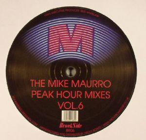 PHREEK/NEW BIRTH - The Mike Maurro Peak Hour Mixes Vol 6
