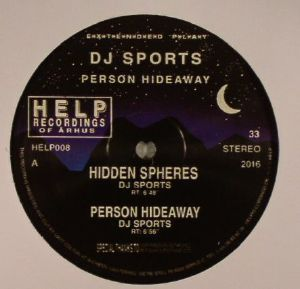 DJ SPORTS/SPCE - Person Hideaway