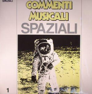 ALFALUNA - Commenti Musicali: Spaziali Vol 1