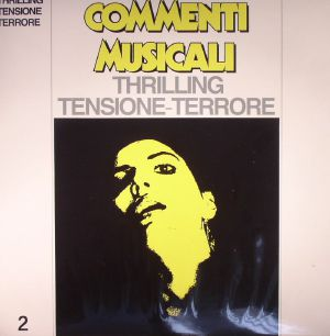 VARIOUS - Commenti Musicali: Thrilling Tensione Terrore: Ansiogeni 2