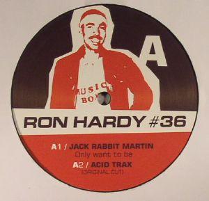 HARDY, Ron/JACK RABBIT MARTIN - RDY #36