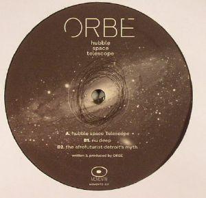 ORBE - Hubble Space Telescope