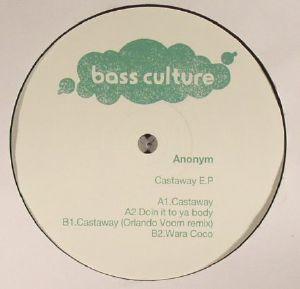 ANONYM - Castaway EP