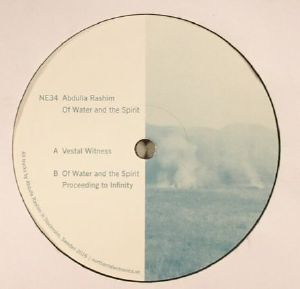 RASHIM, Abdulla - Of Water & The Spirit