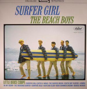 BEACH BOYS, The - Surfer Girl: 75th Anniversary Edition (reissue)