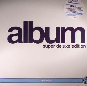 PUBLIC IMAGE LTD - Album: Super Deluxe (remastered)