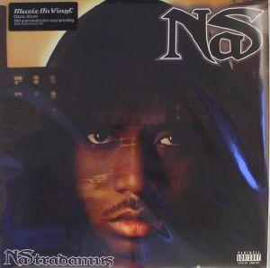 NAS - Nastradamus (reissue)