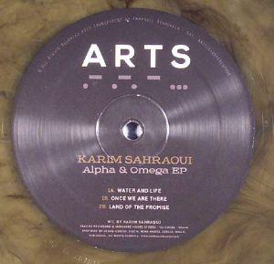 SAHRAOUI, Karim - Alpha & Omega EP