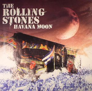 ROLLING STONES, The - Havana Moon: The Rolling Stones Live In Cuba 2016