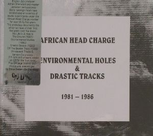 AFRICAN HEAD CHARGE - Environmental Holes & Drastic Tracks: 1981-1986