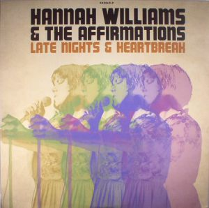 WILLIAMS, Hannah/THE AFFIRMATIONS - Late Nights & Heartbreak